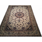 Nain Habibian - Room Size Rugs (6x9 to 10x14) - 4th Quarter of 1900s Persia