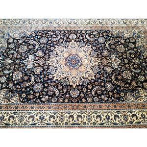 Nain - Room Size Rugs (6x9 to 10x14) - 3rd Quarter of 1900s Persia