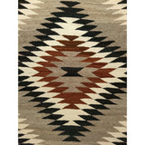 Navajo - Americana Navajo Scatter Size Rugs (2x3 to 5x8) - 1st Quarter of 1900s SW America