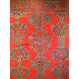 Oushak - Room Size Rugs (6x9 to 10x14) - 1st Quarter of the 1900s Turkey