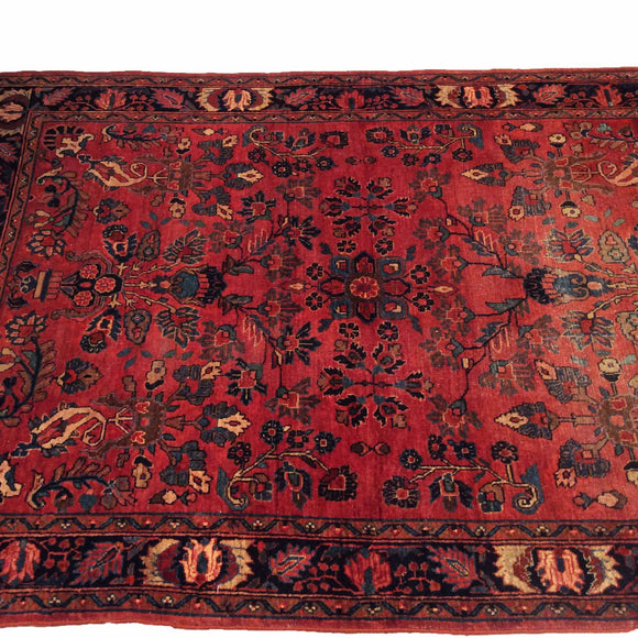 Sarouk - Scatter Size Rugs (2x3 to 5x8) - 4th Quarter 19th Century Persia