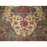 Serapi - Room Size Rugs (6x9 to 10x14) - Mid 1800s Turkey