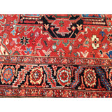 Serapi - Room Size Rugs (6x9 to 10x14) - 4th Quarter 19th Century Northwest Persia