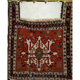 Shahsavan Soumak Saddle Blanket - Barrington Fine Rug Gallery