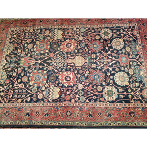 Sparta - Room Size Rugs (6x9 to 10x14) Scatter Size Rugs (2x3 to 5x8) - 1st Quarter of 1900s Turkey