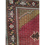 Tabriz Mahi - Room Size Rugs (6x9 to 10x14) - 3rd Quarter 20th Century Persia