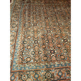 Tabriz - Room Size Rugs (6x9 to 10x14) - 1st Quarter of 20th Century Persia