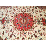 Tabriz - Room Size Rugs (6x9 to 10x14) - 4th Quarter 20th Century Persia