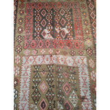 Turkish Kilim - Gallery Size Rugs (5x10 to 10x25) Kilims - 4th Quarter of 1800s Turkey