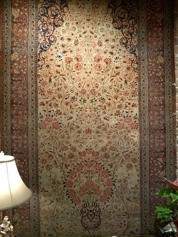 Background On Oriental Area Rugs- Artisan Workshop Area Rugs