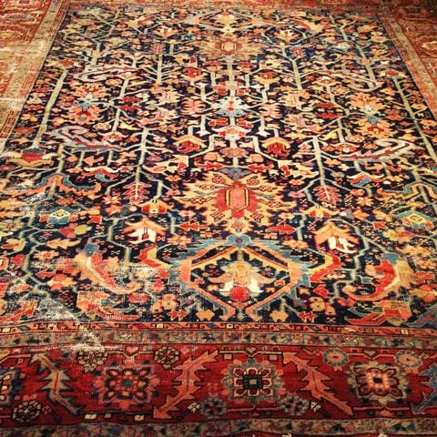 Background On Oriental Rugs-Village Rugs