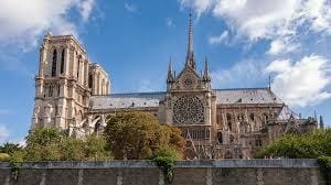Helping Rebuild the Notre Dame Cathedral in Paris