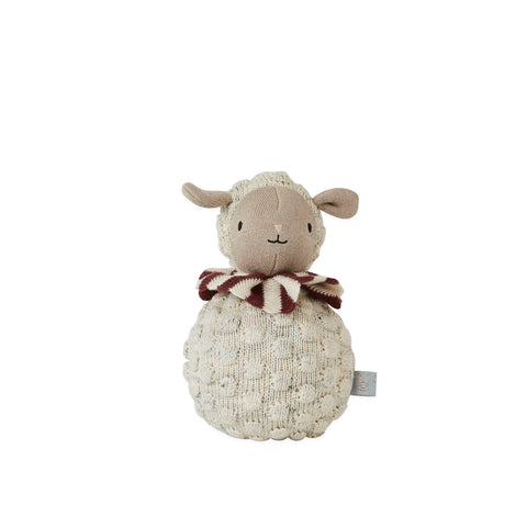 roly poly sheep