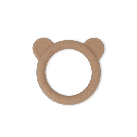bear teether (natural)