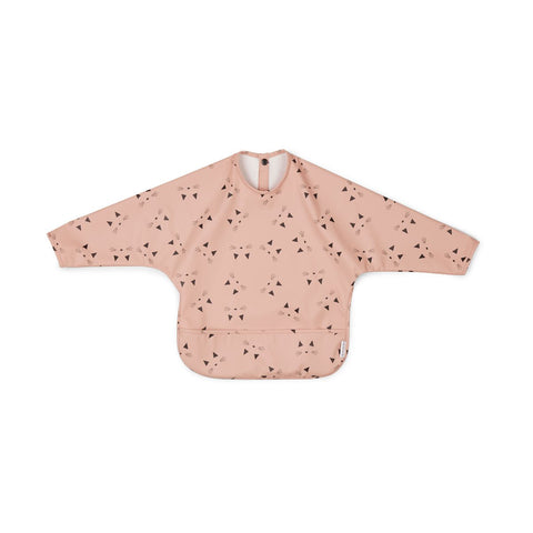 (pre-order) merle cape bib - cat rose