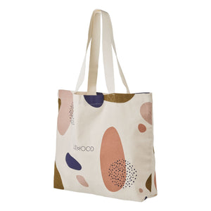 tote bag big - bubbly sandy