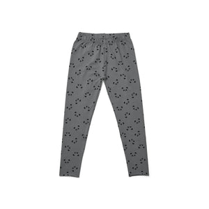 marie leggings - panda stone grey