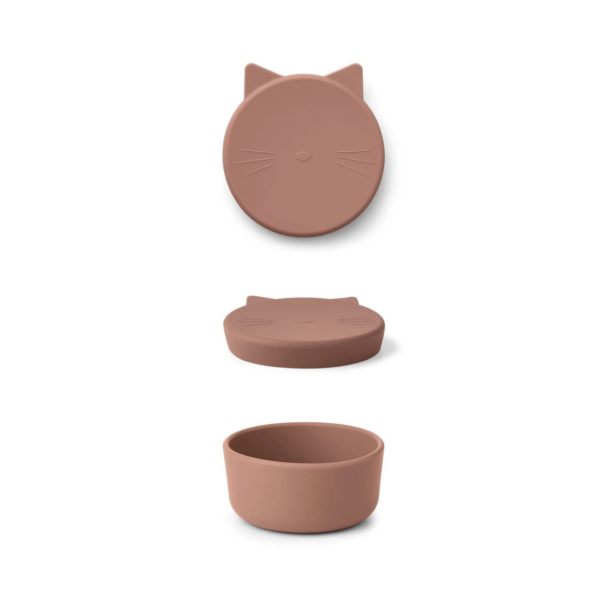 cornelius snack box - cat dark rose
