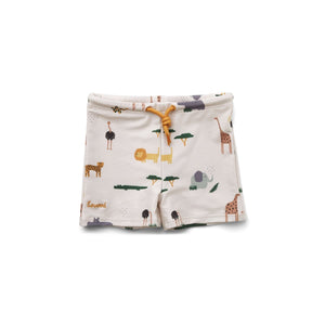 (pre-order) otto swim pants - safari sandy mix