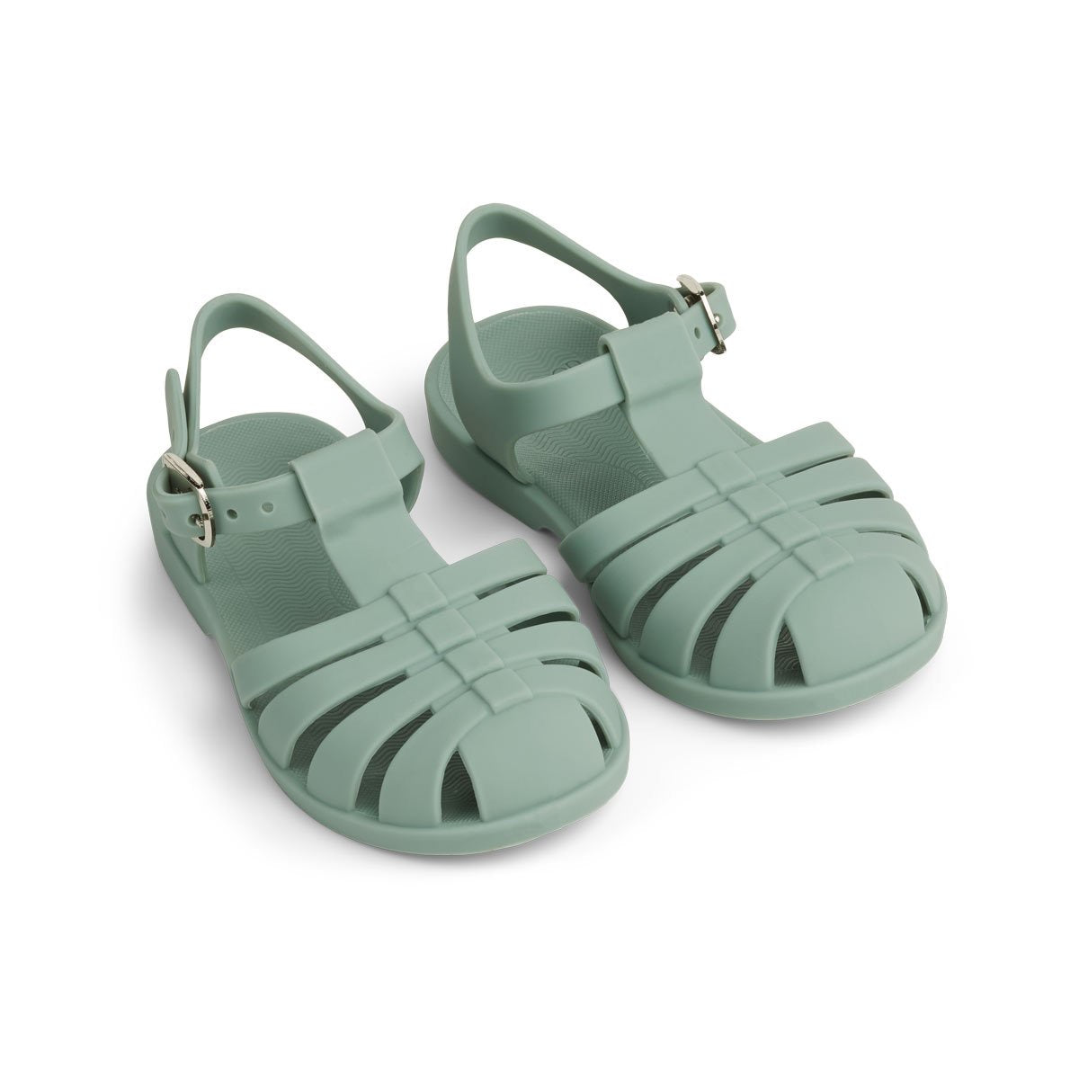 bre beach sandals - peppermint