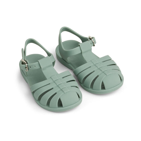 (pre-order) bre beach sandals - peppermint