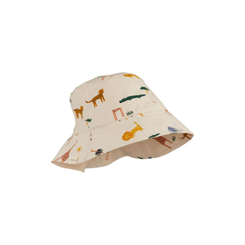 (pre-order) sander bucket hat - safari sandy mix