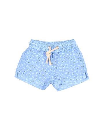BUHO - Hansel Seed Short de Bain - Blue Surf