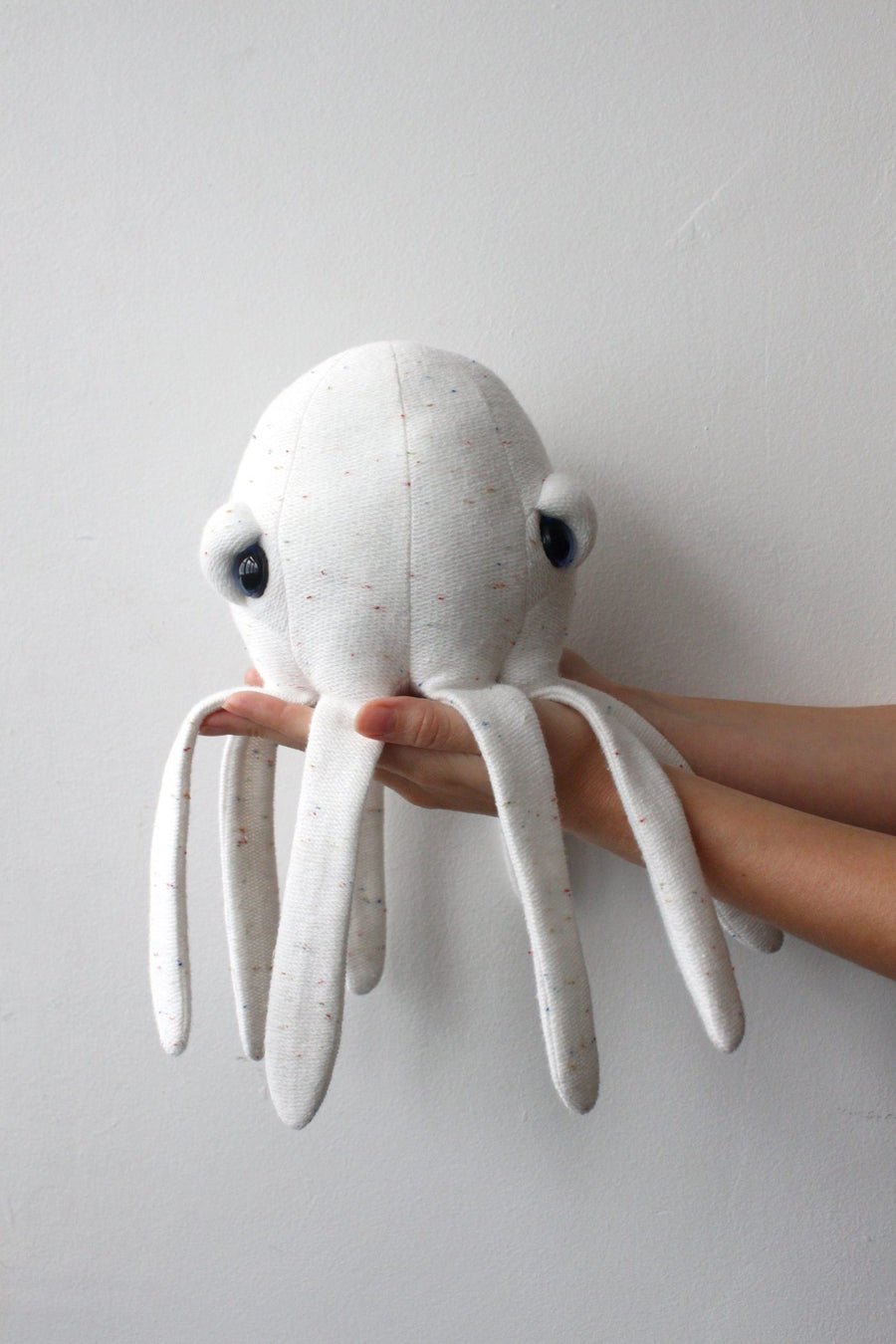 BIGSTUFFED -  Mini Albino Octopus - JX