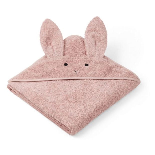 LIEWOOD - Cape de bain Augusta - Rabbit rose - LB