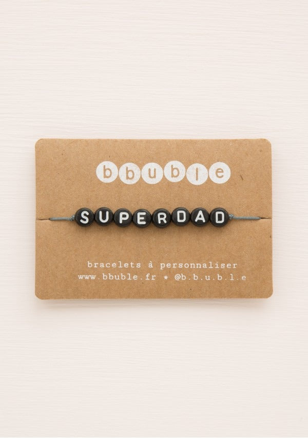 BUBBLE - Bracelet HOMME - SUPERDAD - ACC