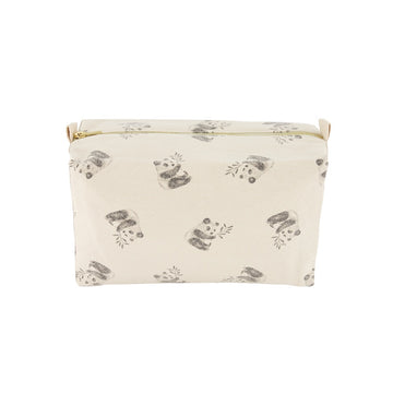 ROSE IN APRIL - Trousse de toilette Vic - Panda Natural - LB