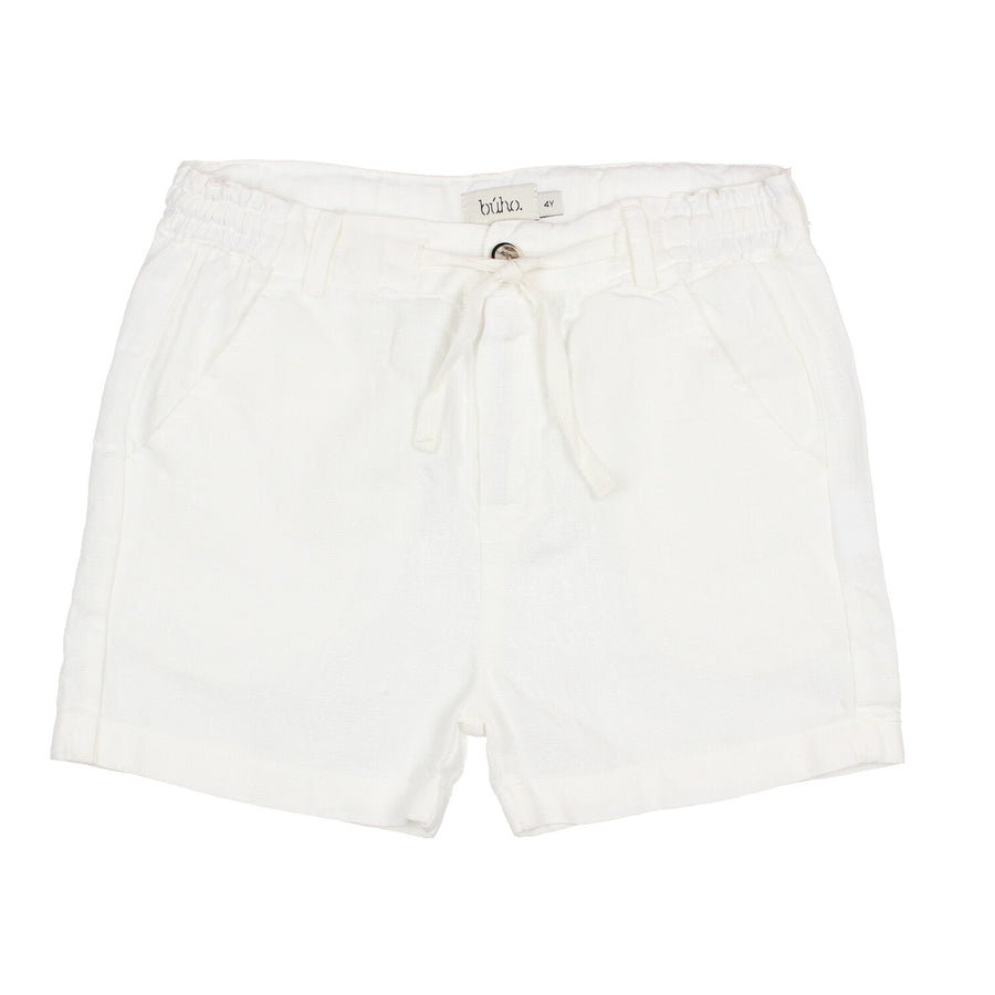 Short Andrea - White