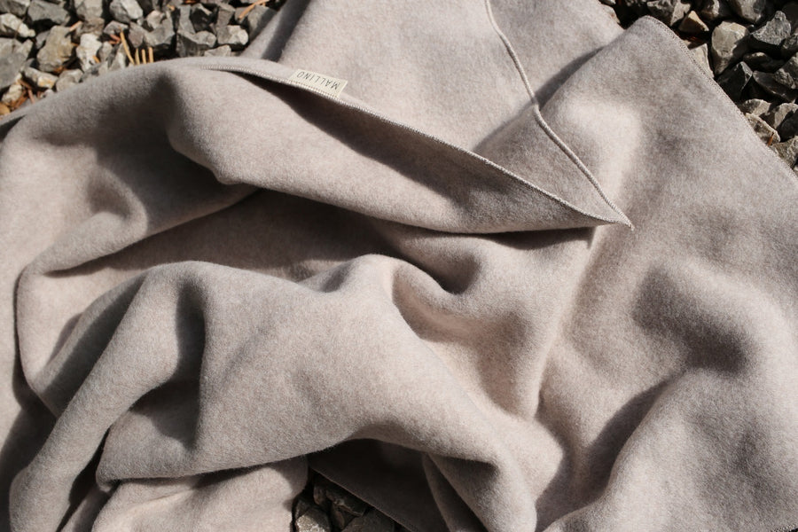 Couverture Soft - Light Taupe