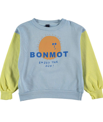BONMOT - Enjoy Sweat - Sunshine Yellow