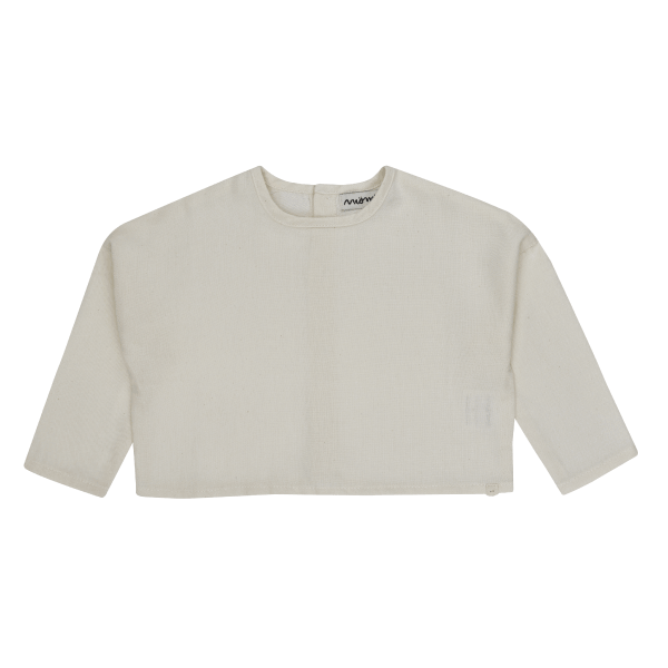 MÔME - Natalia Natural LS Shirt