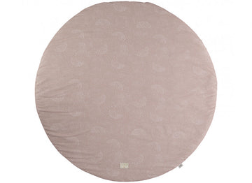 Tapis de jeux full moon S - white bubble/misty pink