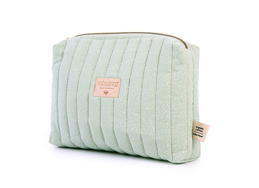 Trousse de toilette vanity - White bubble/aqua