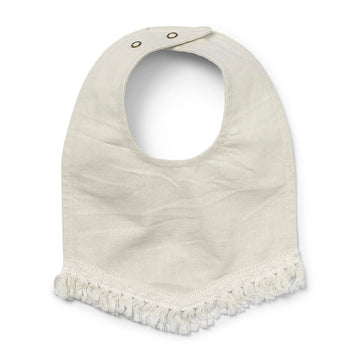 ELODIE DÉTAILS - Bavoir bandana - Lilly White - ATB