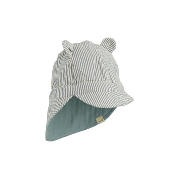 LIEWOOD - Cosmo Sun Hat - Sea Blue - ACC