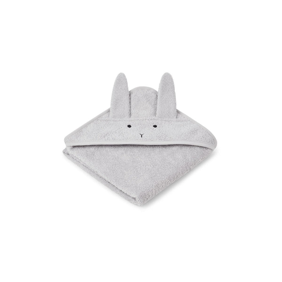 Cape de bain Albert -  Rabbit Dumbo Grey