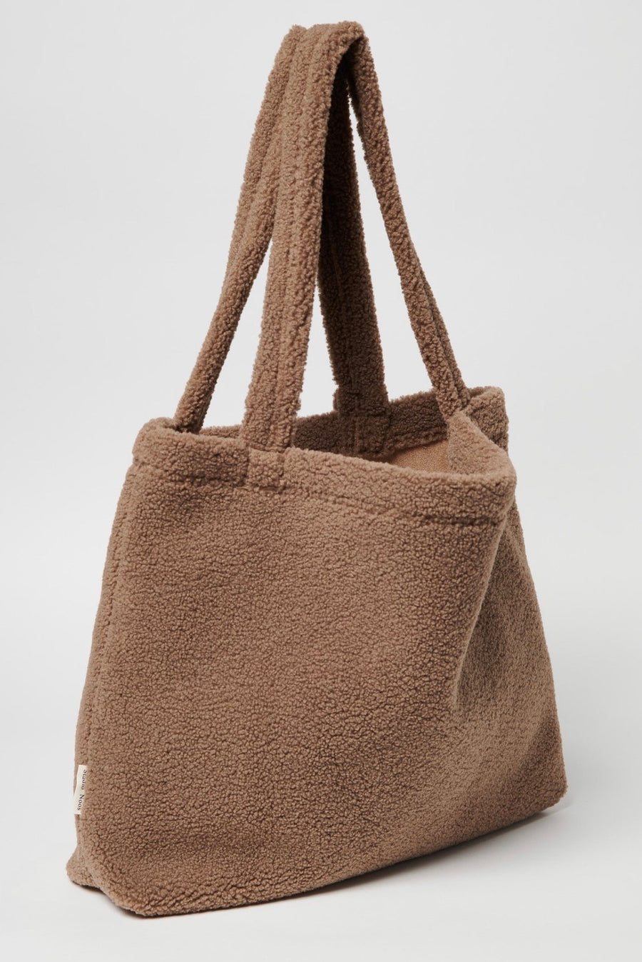STUDIO NOOS - Sac de maternité Chunky - Brown Teddy - LP