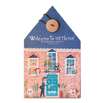 LONDJI - Puzzle Welcome To My Home - JX