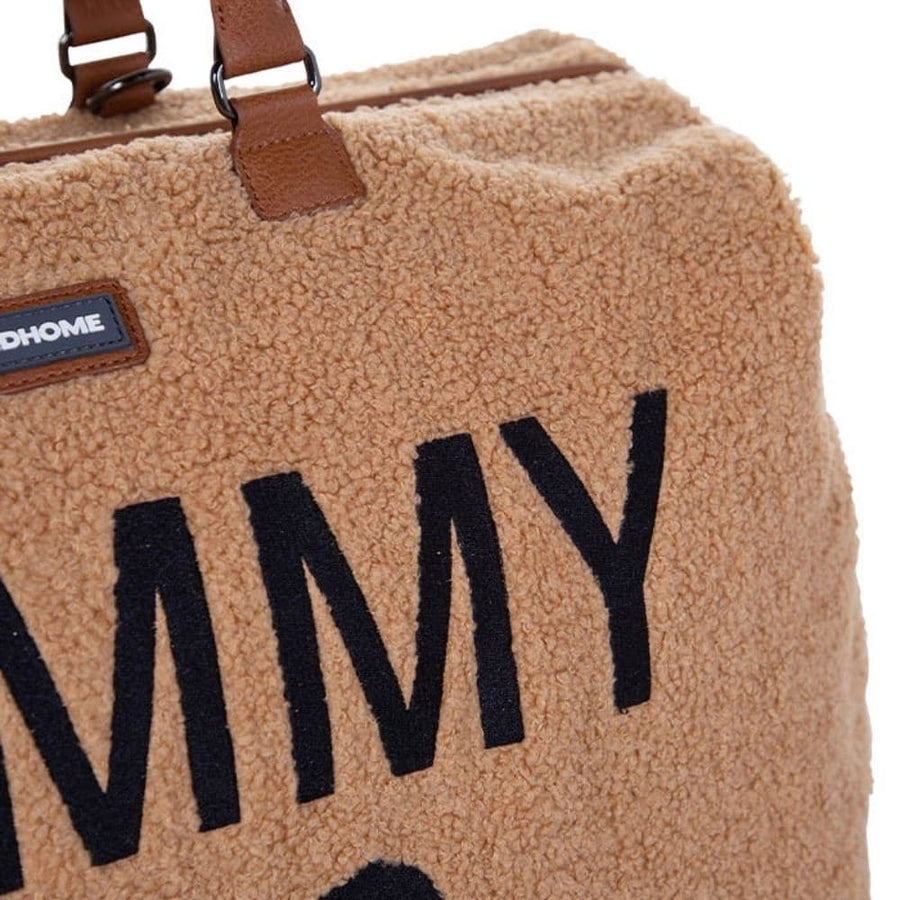 CHILDHOME - Sac à langer Mommy Bag - Teddy Beige - EB