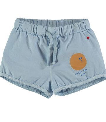 BONMOT - Enjoy Short de Bain - Light Blue
