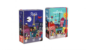 LONDJI - Puzzle Night And Day in Paris - JX