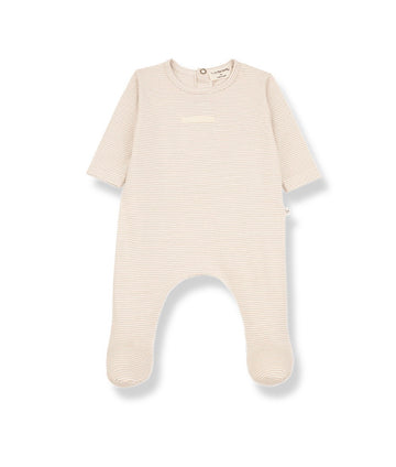 ONE + in the family - Didac Pyjama - Beige