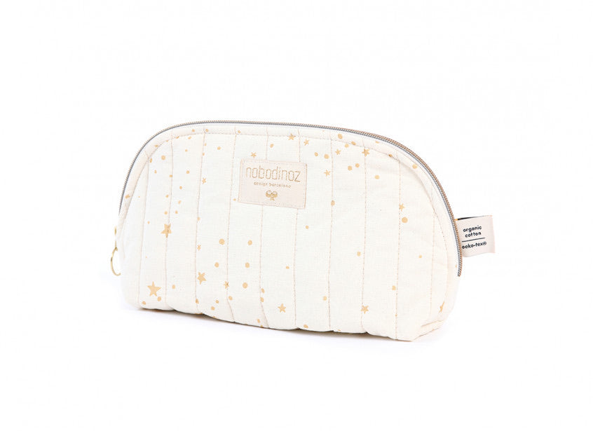 Trousse de toilette Holiday - Gold Stella/Natural