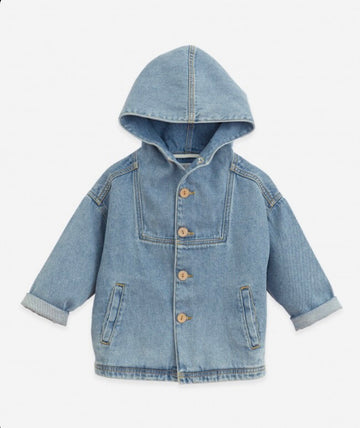 PLAY UP - 3AI11401 Veste Denim - Denim