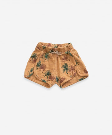 Short 1AG11702 - Orange