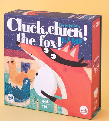Jeux Cluck Cluck the fox